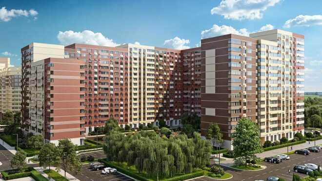 ЖК «Новое Пушкино» Выгода в июне при онлайн сделке